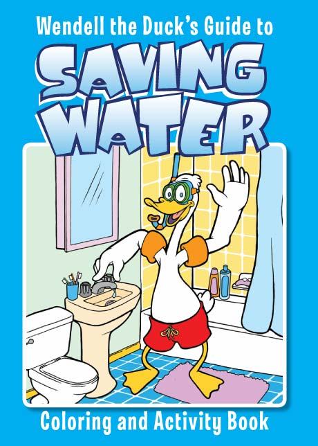 Wendell The Duck S Guide To Saving Water