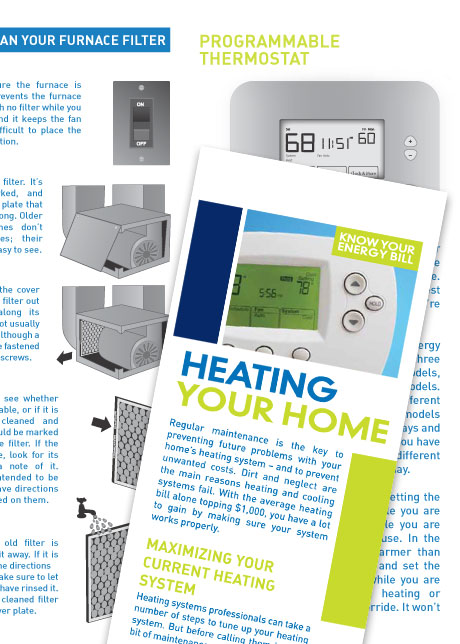 Know your energy bill heating project energy savers for How to choose a furnace for your home