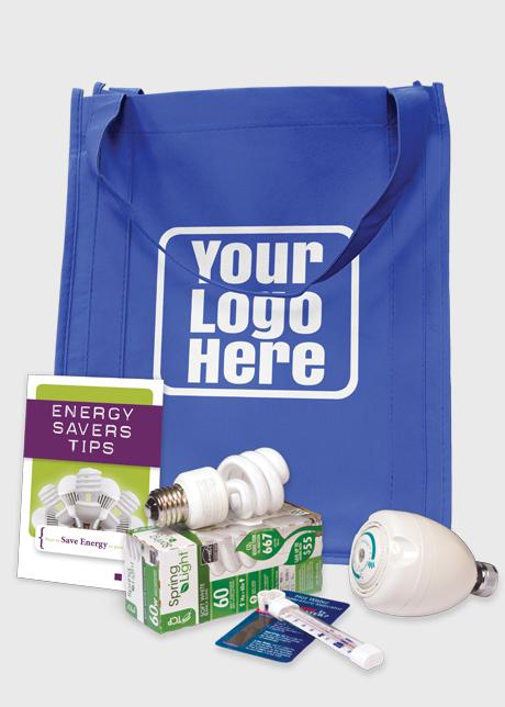 Energy saving kit project energy savers for Energy efficiency kit