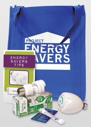 Browse by type product categories project energy savers for Energy efficiency kit
