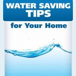 Water Saving Tips for Your Home