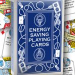Energy Saving Playing Cards