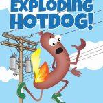 Hot Dog Tattoo Cover
